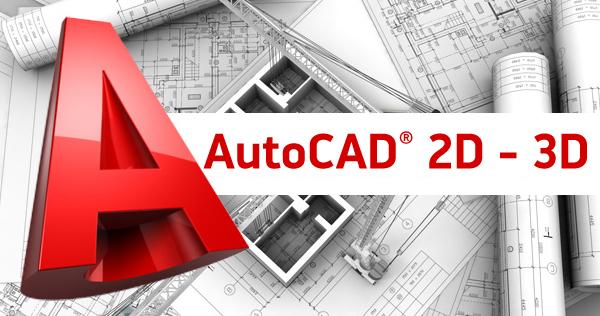 autocad2D-3D